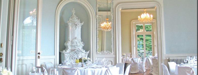 Beispiel: Festsäle, Foto: Villa Raczynski.