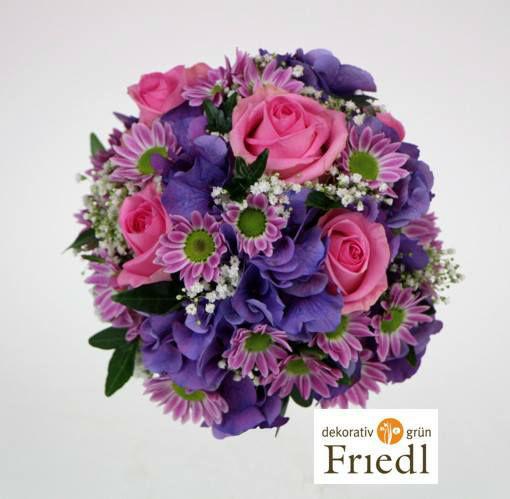 Beispiel: Brautsträuße nach Ihren Vorstellungen, Foto: Friedl dekorativ & grün.