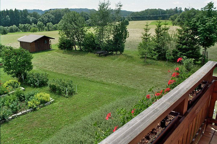 Beispiel: Garten, Foto: Landgasthof Rössle.