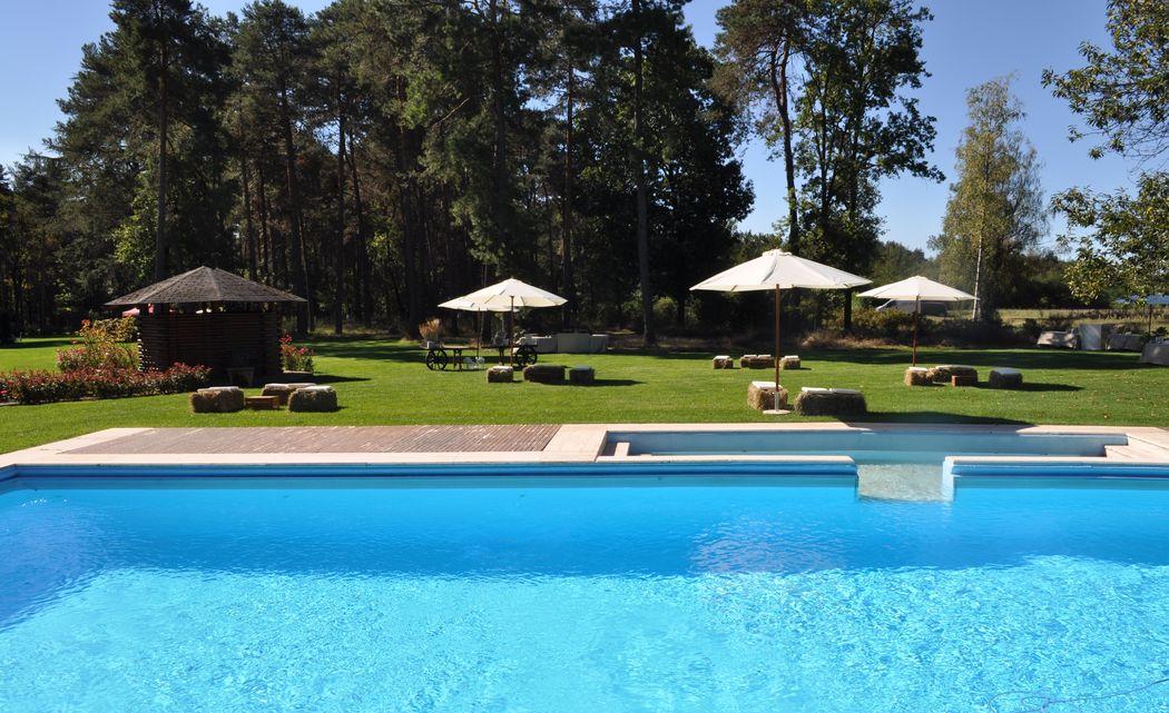 Dimora Villa Giuliana: piscina