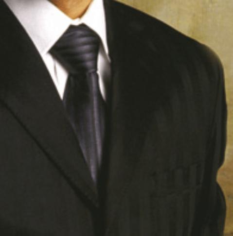 Beispiel: Hochzeitsanzug - Krawatte, Foto: Thatsuits GmbH.