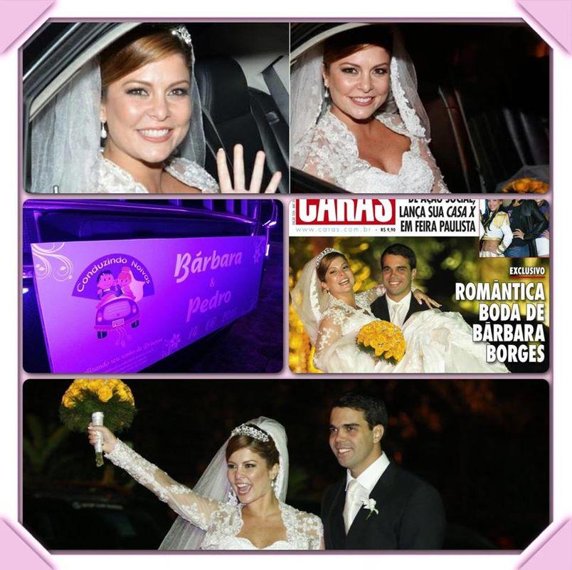 Nossa Noiva Bárbara Borges