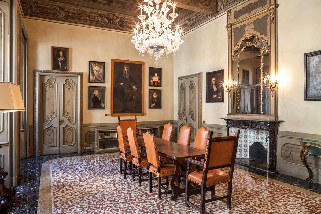 Sala Presidenza - Palazzo Visconti Milano