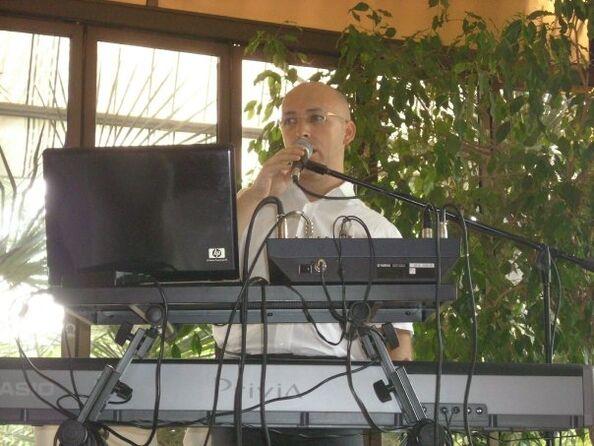 Cristiano Vallieri Live Music