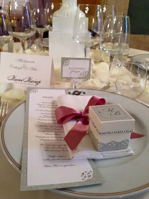 Maison Mariage Party & Wedding Planner: Mise en place personalizzata