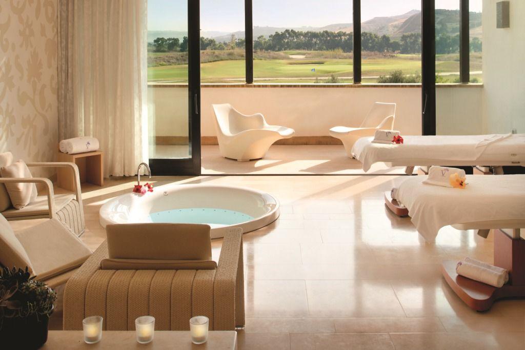 Verdura Spa, private spa treatment room