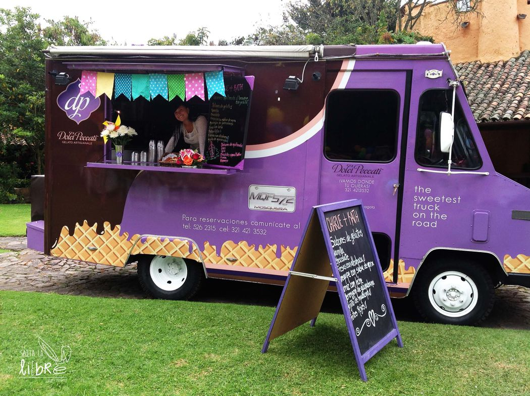 Boda Food truck