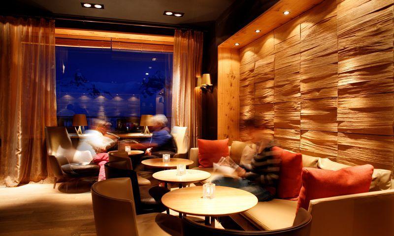 Beispiel: Restaurant, Foto: Hotel frutt LODGE & SPA.