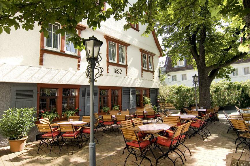 Beispiel: Außenbereich - Terrasse, Foto: Gasthaus zum Ochsen.
