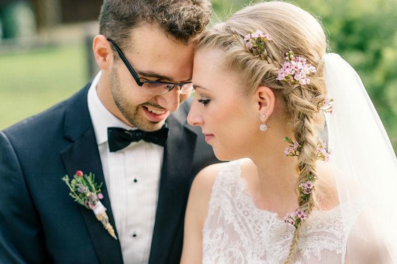 Beispiel: Romantische Fotos von Ihrer Hochzeit, Foto: Martina Rinke | Fotografie.