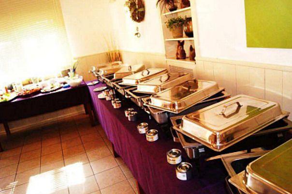 Beispiel: Festbuffet, Foto: Landgasthaus Römerhof.