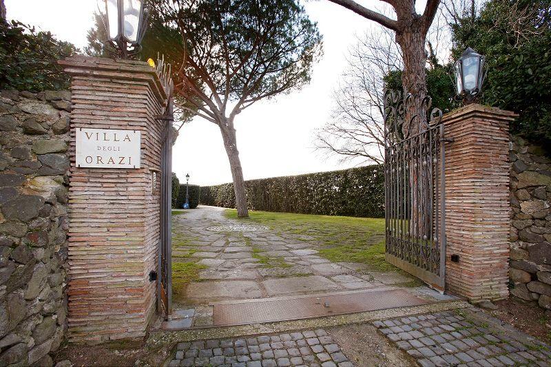 Villa degli Orazi