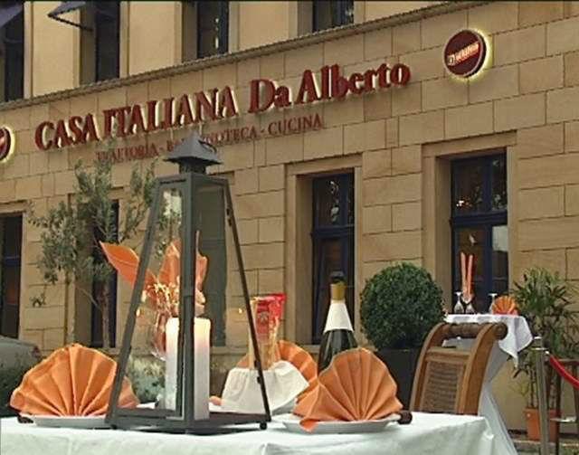 Beispiel: Aussenansicht, Foto: Casa Italiana Da Alberto.