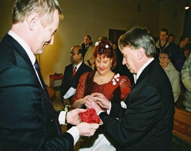 Beispiel: Ringtausch, Foto: Johannes Dietl-Zeiner.