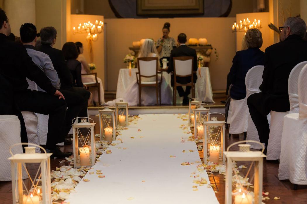 Matrimonio a Monte del Re, Dozza
