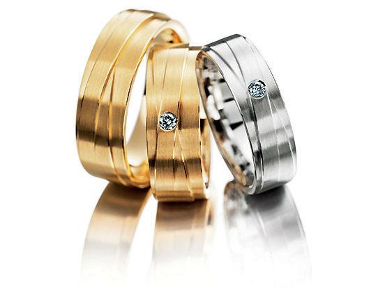 Beispiel: Individuelles Design, Foto: Juwelier Neuwirth.