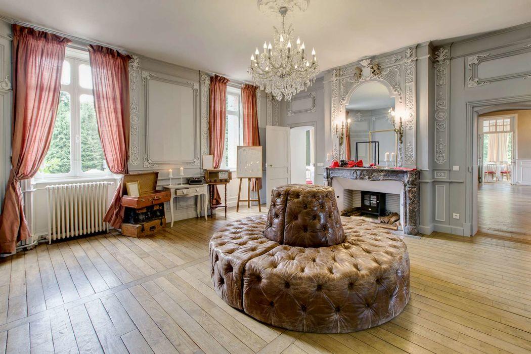Manoir de Terre Rouge - Salon 1