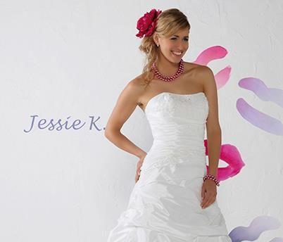 Beispiel: Jessie K. Kollektion, Foto: trés chic.