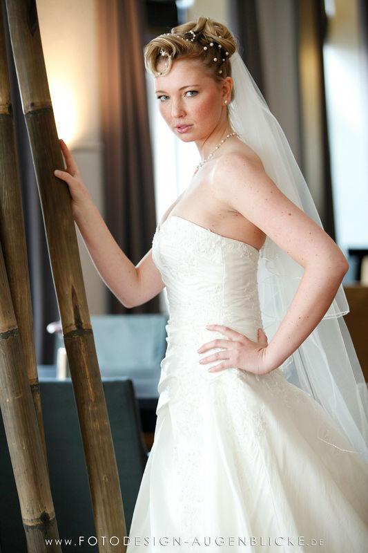 Beispiel: Der perfekte Look, Foto: www.fotodesign-augenblicke.de.