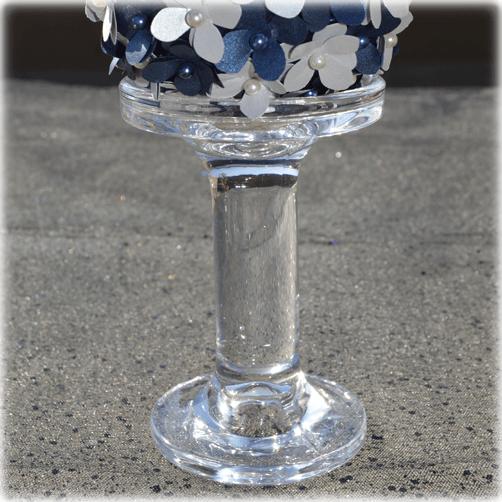 Centro de mesa tipo candelabro mini