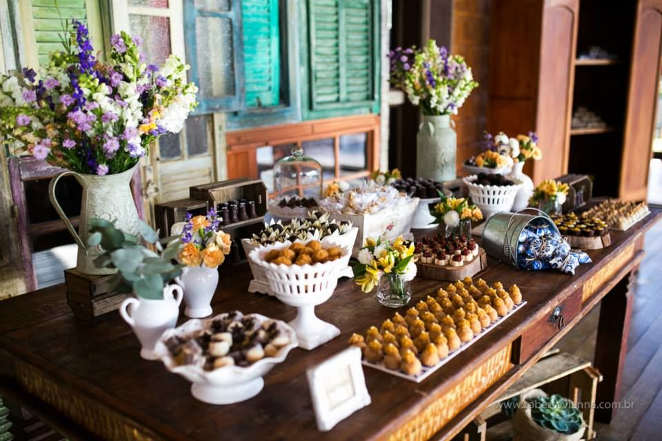 Casamento no Restaurante 4 Estações || Fotografia: Roberto Vianna
