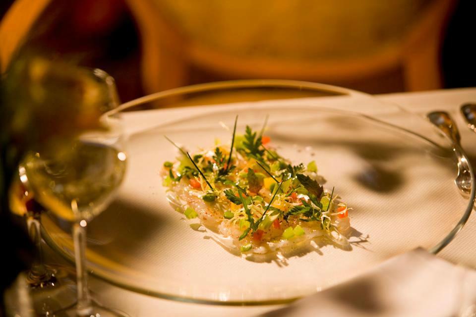 Beispiel: Sterne-Küche, Foto: Bülow Palais.
