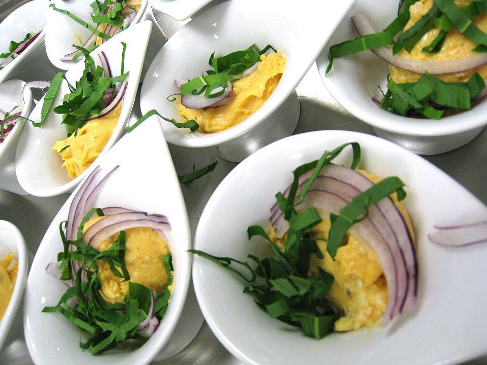 Beispiel: Frische Zutaten, Foto: Stiftl Catering und Events.