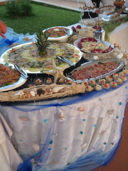 particolare dei nostri buffet