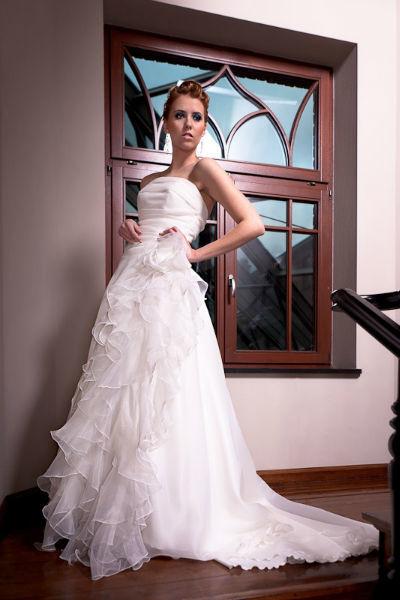 Suknia ślubna z salonu Doroty Wormuth