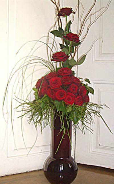 Beispiel: Gestecke für Ihr Fest, Foto: Blumen Leitgeb-Hitzler.