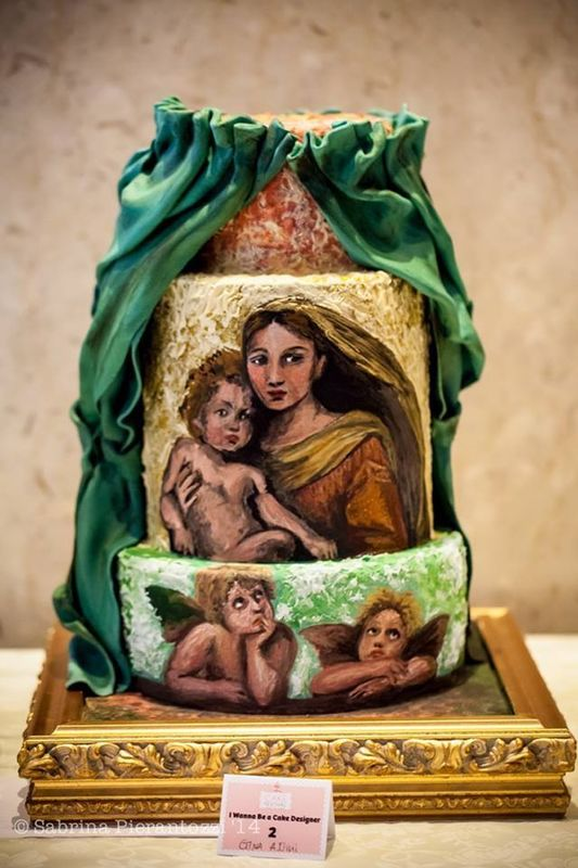 La Madonna Sistina