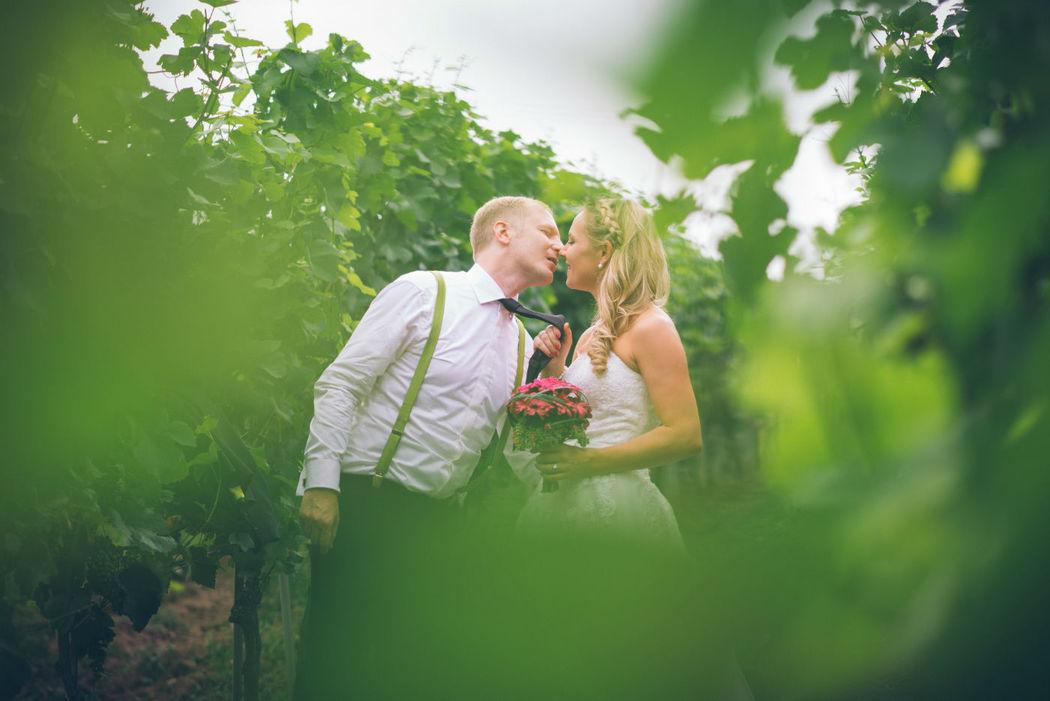 Beispiel: Portraitfotografie, Foto: Max Barbera  Hochzeitsfotograf.