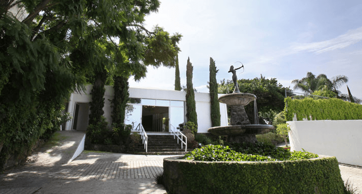 Boda en Cuernavaca, Jardín Ciruelo