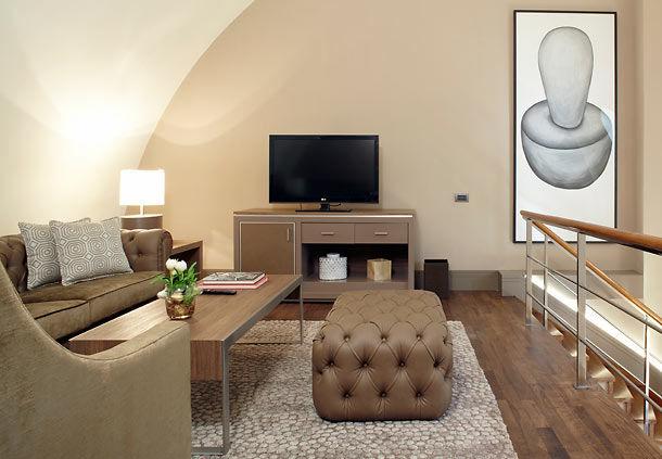 Suite Duplex - Sala de Estar