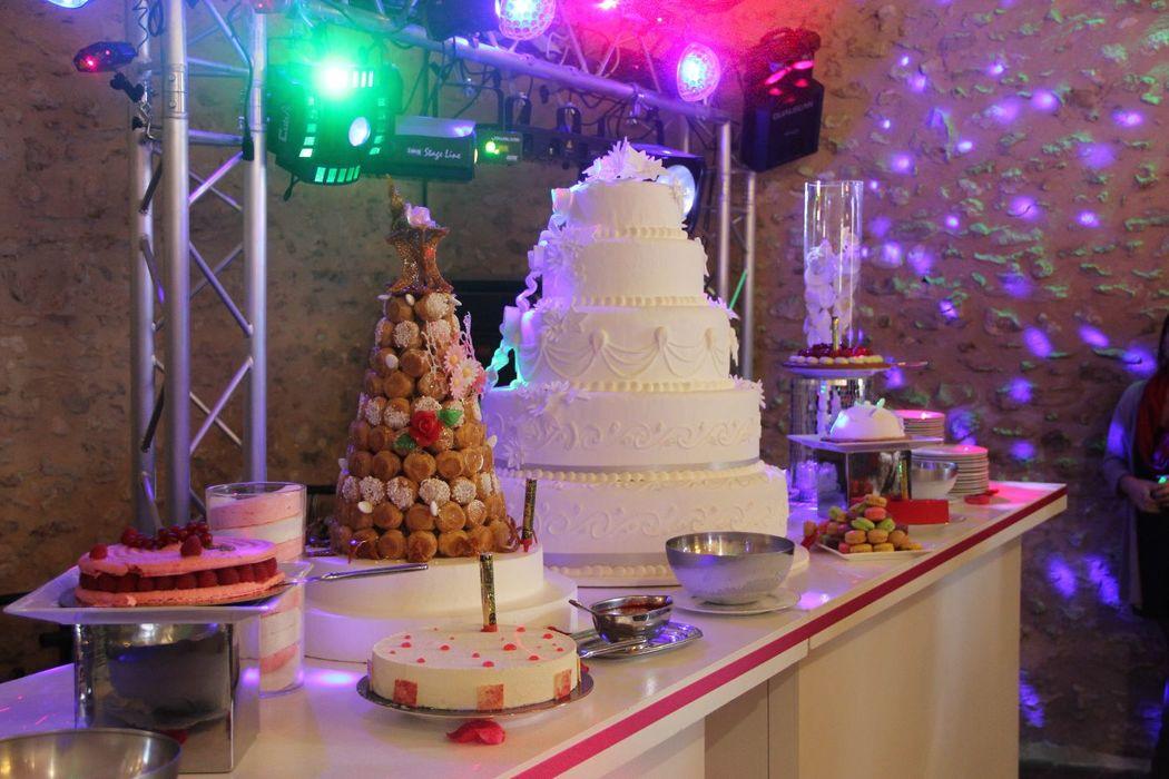 Buffet de dessert - La Grange