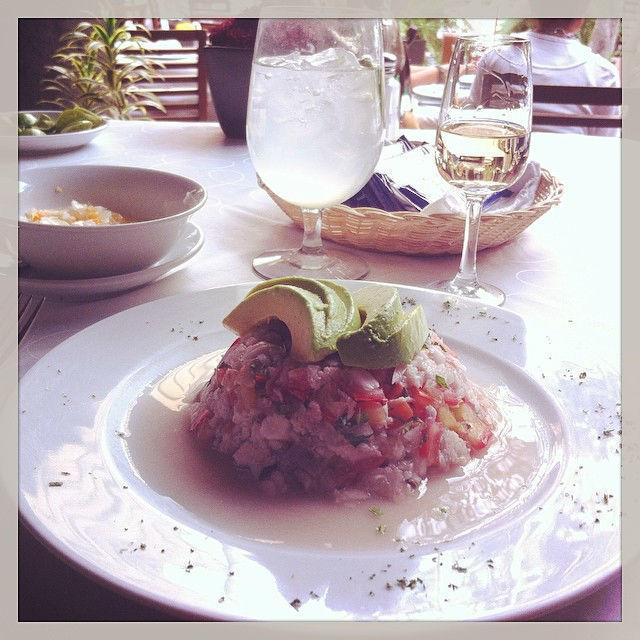Restaurante El Caserío en Querétaro.