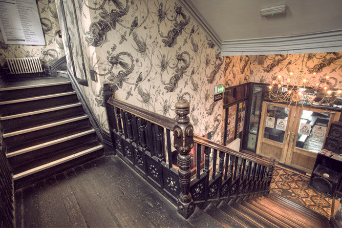Ground Floor Staircase