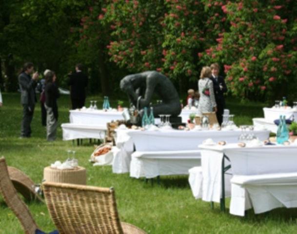Beispiel: Parkanlage, Foto: Schloss & Gut Liebenberg.