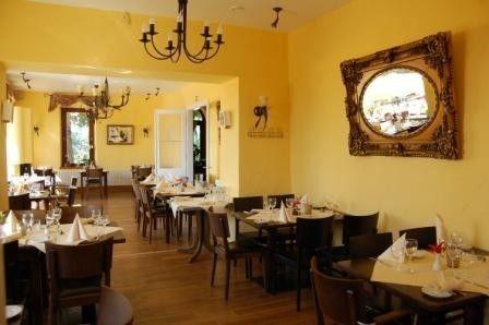 Beispiel: Restaurant, Foto: Hofgut Rheingrafenstein.