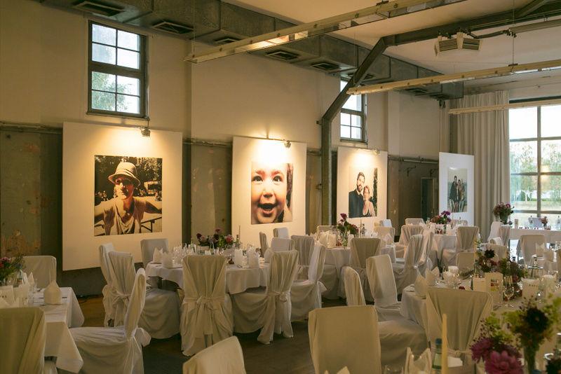 Hochzeit in der Weiße Halle