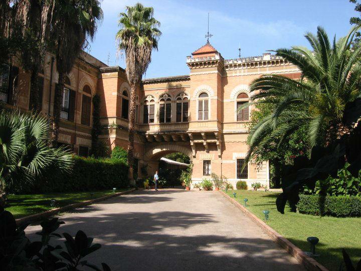 Villa Chiaramonte Bordonaro