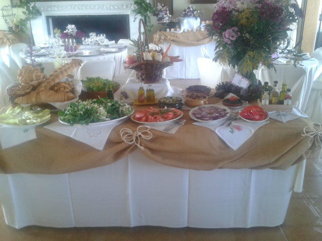 Catering Oropesa