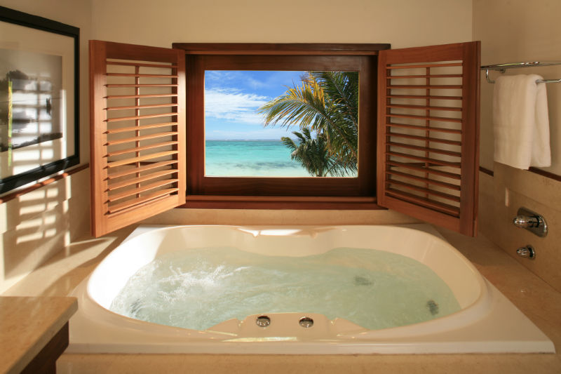 Honeymoon Junior Suite, LUX* Le Morne, Mauritius