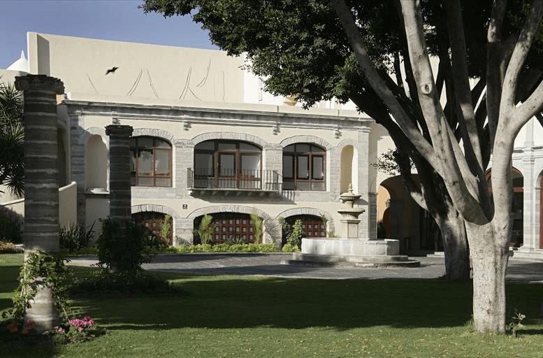 Camino Real Guanajuato, hotel en la ciudad de Guanajuato.