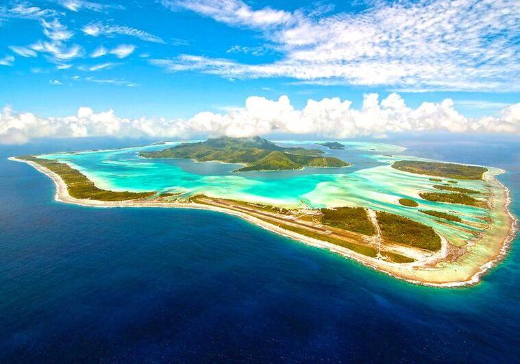 Polinesia - Bora Bora -