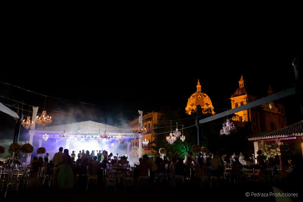 Ciudad Antigua Cartagena-Colombia