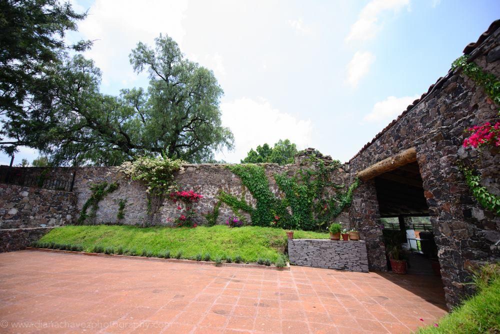 patio de la Hacienda