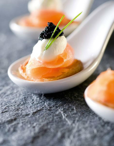 Beispiel: Serviervorschlag, Foto: Restaurant Heinricus.