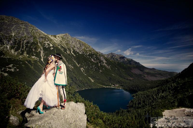 Sławomir Gubała, fotografia ślubna