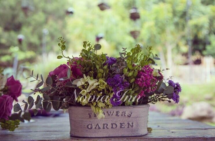 Flores increíbles por mis amigos de La cuisine